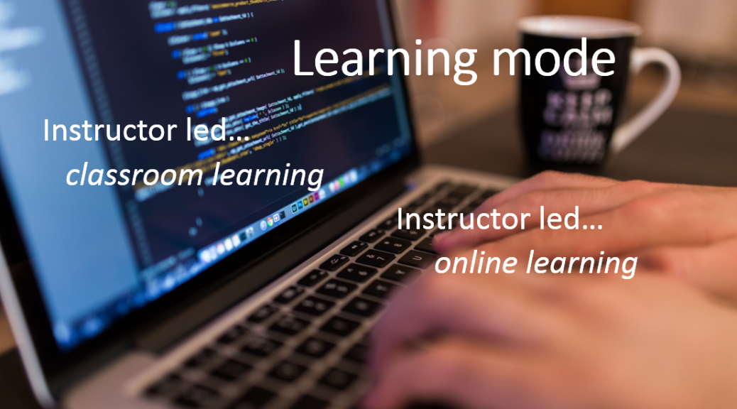 Passion computer Learning mode by .